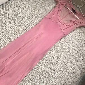 Pink Vintage Betsey Johnson Dress